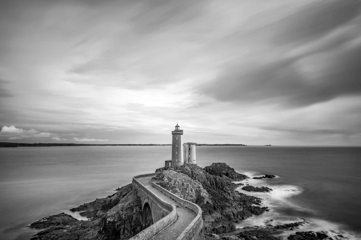 Lighthouse Wallpaper Black And White